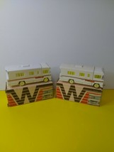 AVON Winnebago Motor Homes - Lot of 2 - Each is 3/4 Full - $18.89