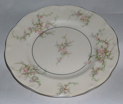 "1 Theodore Haviland New York 7 1/2"" ROSALINDE Replacement Salad Plate Dish USA - $18.79"