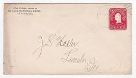 HAVANA NATIONAL BANK HAVANA ILL 1906  - $1.98