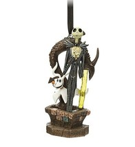 Disney 2019 Jack and Zero Light-Up Sketchbook Christmas Ornament New with Tags - $27.95