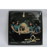 Pinback Button Twisted Sister Metal Rock Music Glam T S 1980s Vintage Ba... - $11.99