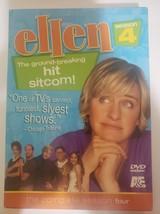 Ellen - The Complete Season Four DVD  image 1