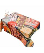 Panda Superstore Creative Hawaiian Style Cotton Tablecloth/Tea Table Clo... - $30.63