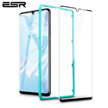 2pcs/lot ESR Screen Protector for Huawei P30 P30 Pro Tempered Glass 3X Stronger  - $16.99+