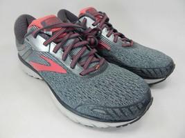 Brooks GTS 18 Size US 9.5 D WIDE EU 41 Women's Running Shoes Gray 1202681D079