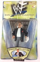 Sgt Slaughter WWF WWE Jakks Action Figure Ringside Collection 2 1998 Sea... - $24.70