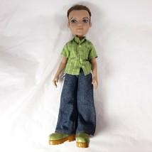 Bratz Boy Dylan Doll With Brown Hair - $15.00