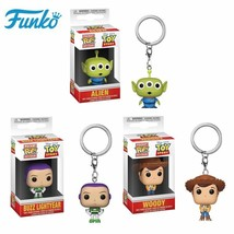 Funko Pop Pocket - Pop Toy Story ,Woody, Buzz Lightyear, Alien, Keychain... - $17.99
