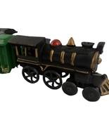 Vintage UCGC Cast Iron Train 5 Loco Set PRR Washington 44 Stored In Orig... - $50.00