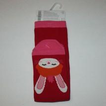 Gymboree Winter Cheer Dot Bunny Knee Socks 5 6 7 NWT - $5.99