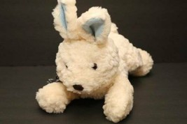 "Rare 2004 Gymboree Bunny Plush 12"" Blue Rabbit Stuffed Animal - $12.82"