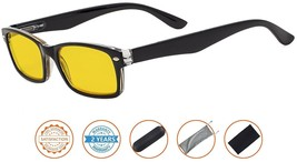 Reduce Eyestrain,Anti Blue Rays,UV Protection Computer Reading Tinted Lenses) - $38.05