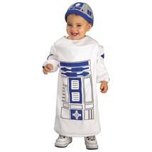 R2D2 Costume Baby  R2-D2 Star Wars Halloween Fancy Dress - $12.86