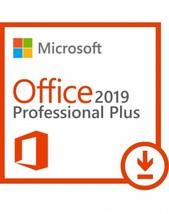 Microsoft Office Microsoft Office 2019 Professional 3 users - $23.59