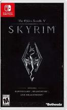 The Elder Scrolls V: Skyrim - Nintendo Switch [video game] - $56.43