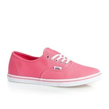 Vans Authentic Lo Pro Strawberry Pink/True White VN-0XRNGY7 Women's 9.5 - $39.95