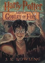 Harry Potter and the Goblet of Fire by J. K. Rowling (2000, Hardcover) - $44.10