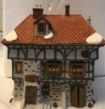 Dept. 56 Dickens Village - Tuttle's Pub - Dickens Lane - $16.83