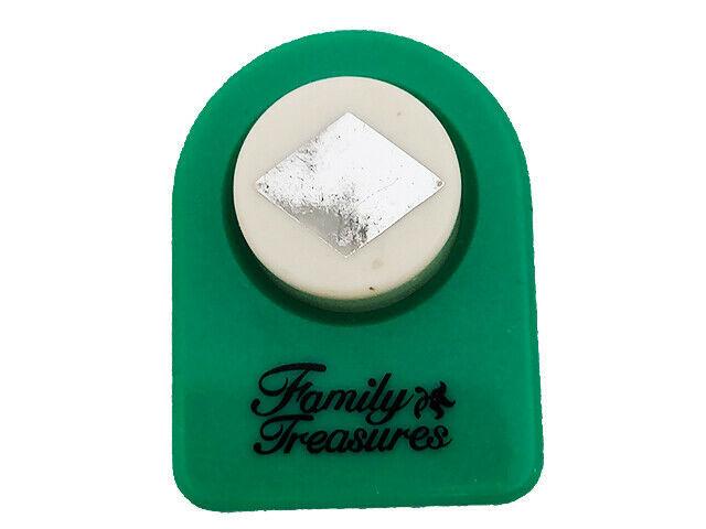 Family Treasures Diamond Shape Punch