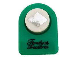 Family Treasures Diamond Shape Punch image 1