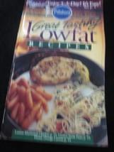PILLSBURY CLASSIC COOKBOOKS GREAT TASTING LOWFAT RECIPES FEBRUARY 1994 P... - $6.99