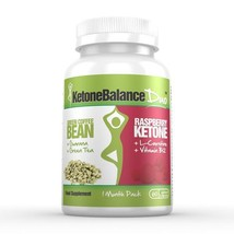 KetoneBalance Duo with Raspberry Ketones & Green Coffee Extract 1 Month ... - $51.99