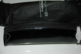 Mac Cosmetics Matt Murphy Makeup Bag Slim Long Black NEW - $19.99