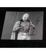 El Hijo Del Santo Autographed Photo Lucha Libre Wrestling #2 - $36.99