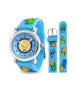 Bling Jewelry Teacher Time Quartz 3D Construction Toy Truck Wrist Watch ... - $13.11