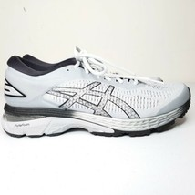 ASICS Gel-Kayano 25 Womens Sz 10 Grey/Silver Running Shoes 1012A471 Snea... - $48.26