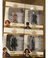 Wizarding World Figurine Fantastic Beasts Lot Of 4 Newt, Tina, Queen, albus - $59.39