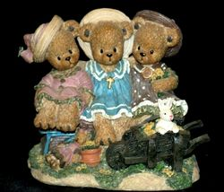 Berry Hill Bears Figurine AA-191985 Collectible Young image 5