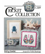 Going Coastal cross stitch chart The Cricket Collection - $8.10