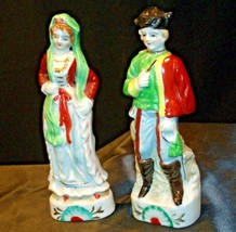 Man and Woman Figurine  (Japan) AA-192056 Vintage image 1