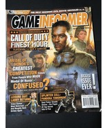 GameInformer Issue 128 December 2003 Call Of Duty Finest Hour Biggest Is... - $7.59