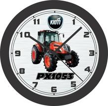 Kioti PX1053 Tractor Wall Clock-Free US Ship-John Deere, Kubota - $28.70+
