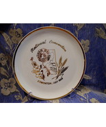 Canadian Federation of Business and Professional Womens Club Souvenir Pl... - $14.95