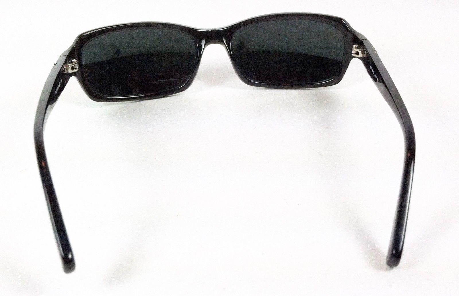 Nine West Glasses Frames Crystal 807P WH 125 Black Silver