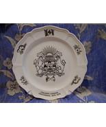 Calgary Alberta Centennial Souvenir Collector Plate Vintage Collectible ... - $14.95