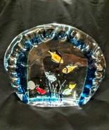 Murano Art Glass Large Aquarium - $79.20