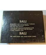 Vintage Bali Card Game The Best Word Game Under The Sun 1954 New Edition - $16.82
