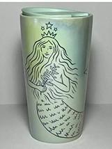 Starbucks 2021 50th Anniversary Limited Edition Siren Ceramic Tumbler NE... - $49.99