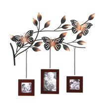 Butterfly Frames Wall Decor - $33.00