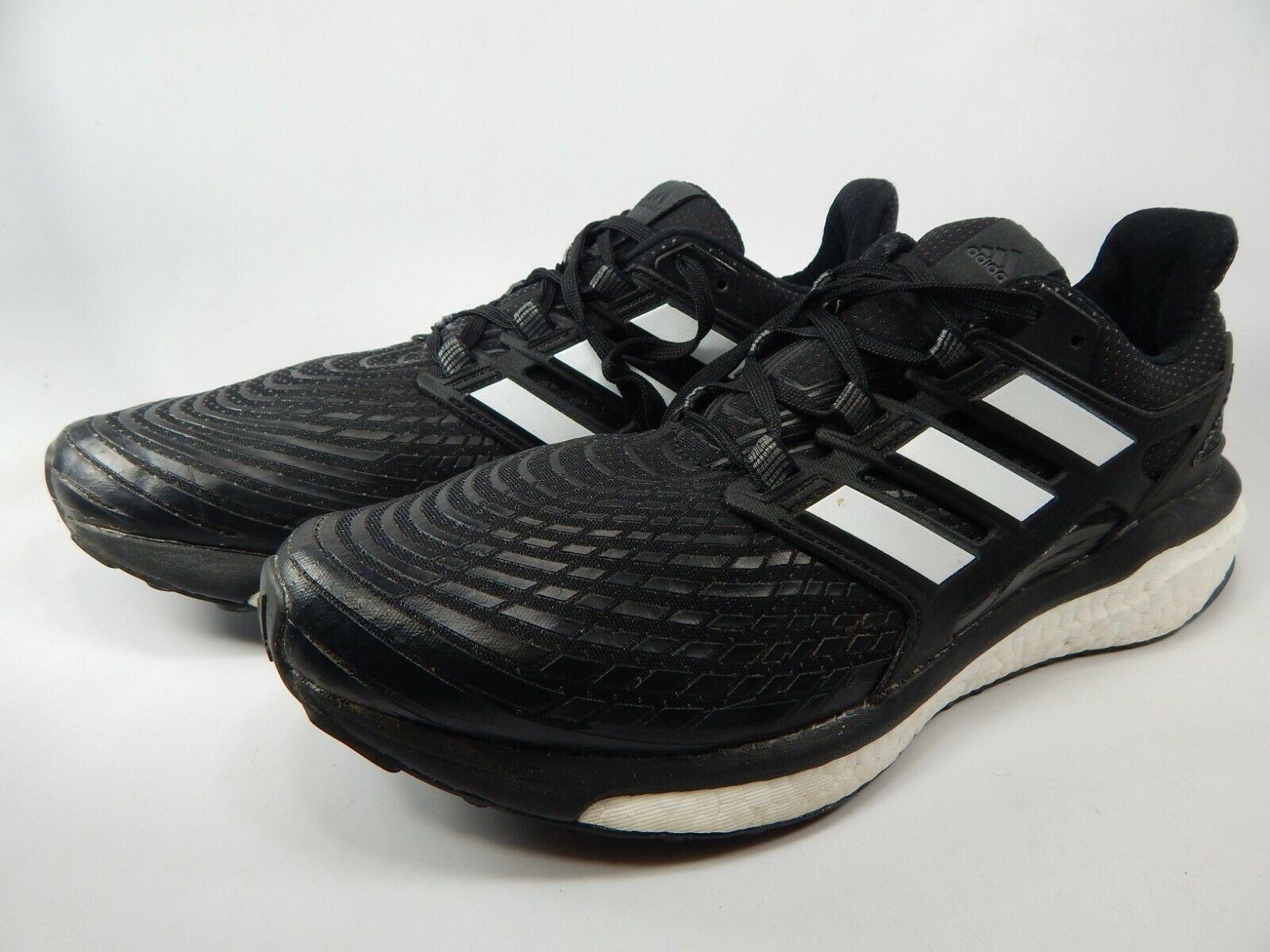 Adidas Énergie Boost Taille US 11 M (D) Eu 45 1/3 Homme Chaussures Course Noir