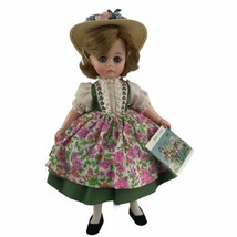 """Vintage Madame Alexander Maria From The Sound Of Music Beautiful 12"""" In Box '60s - $79.16"""