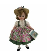 """Vintage Madame Alexander Maria From The Sound Of Music Beautiful 12"""" In ... - $79.16"""
