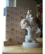 "1982 Precious Moments ""Bundles of Joy"" Figurine  - $50.00"