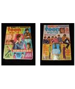 Teen World October 1970 August 1970 Cowsills Brady Bunch Partridge Famil... - $28.99