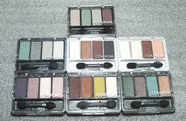 Covergirl Eye Enchancers Eyeshadow Quads-Color Choice - $5.75