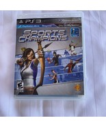 Sports Champions (Sony PlayStation 3, 2010) - $7.69